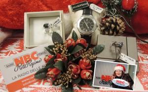 Copertina Natale sotto l' albero con Rosy