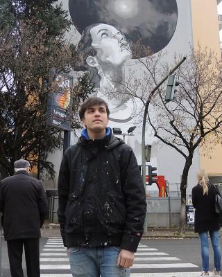 Murale Ricorda la Bellezza – 14