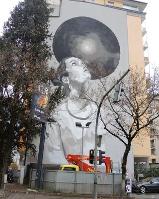 Murale Ricorda la Bellezza – 18