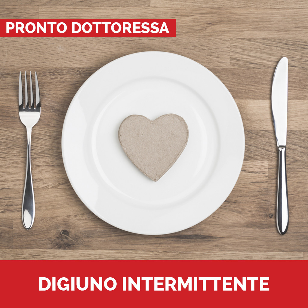 Podcast Pronto Dottoressa Digiuno Intermittente