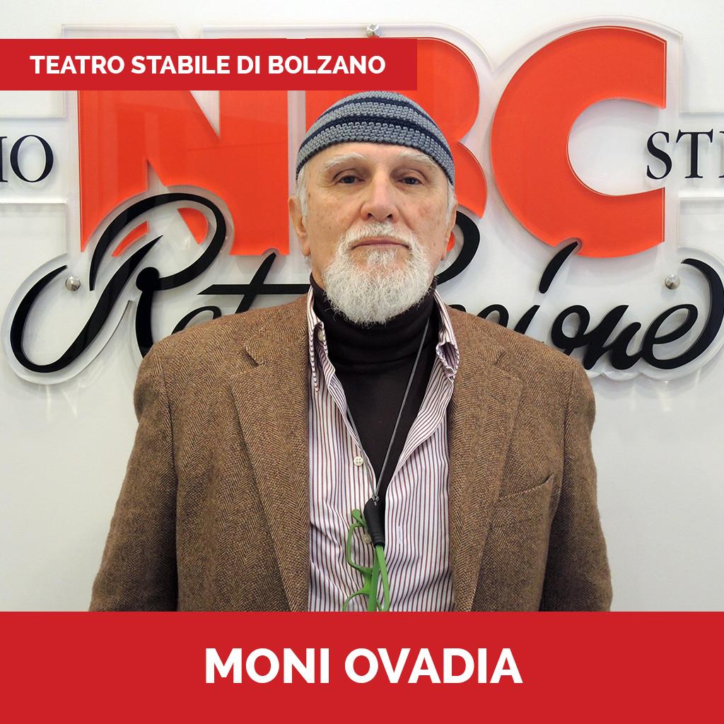 Podcast Sipario Bolzano Moni Ovadia