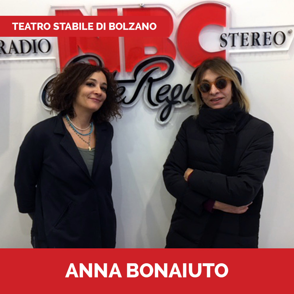 PODCAST SIPARIO ANNA BONAIUTO
