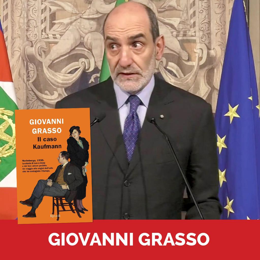 Podcast Giovanni Grasso