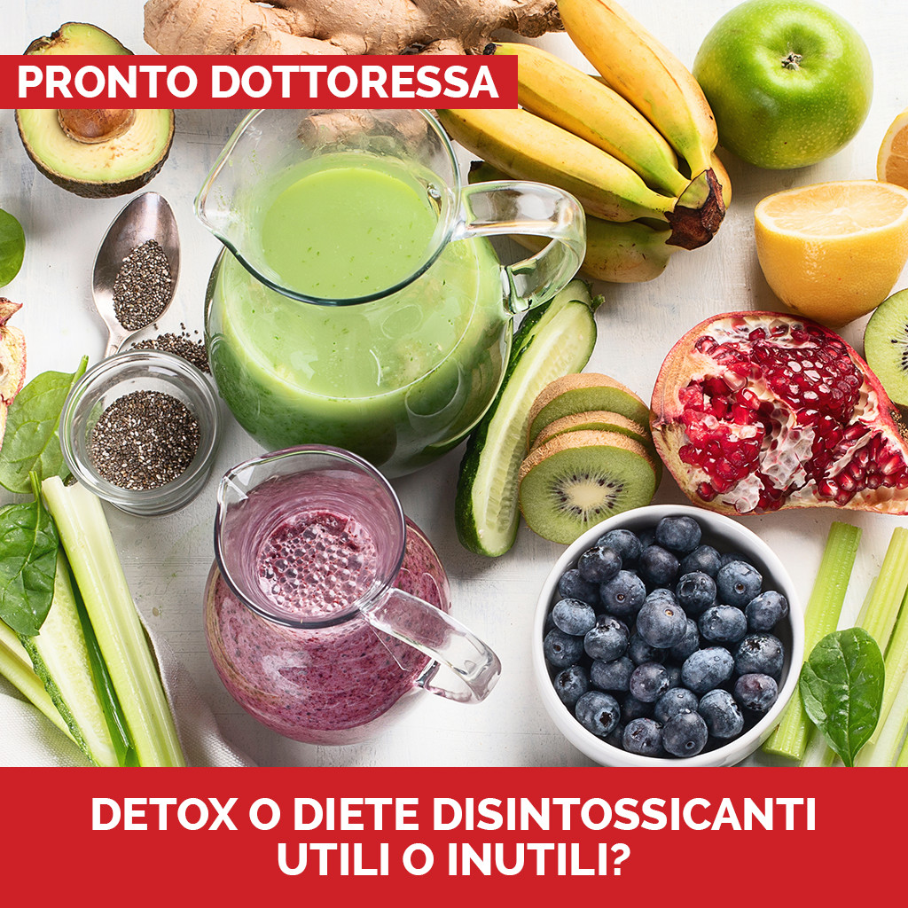 Podcast Pronto Dottoressa Detox