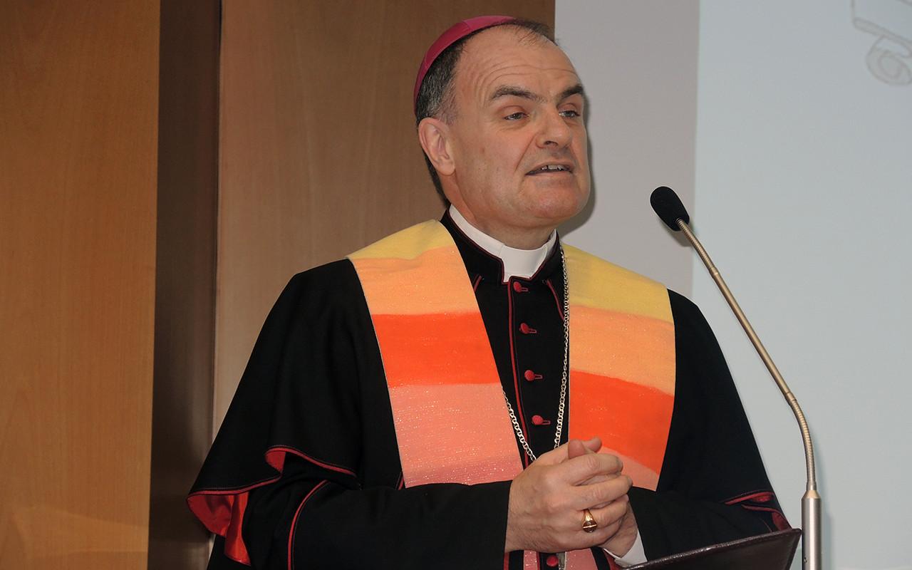 Vescovo Ivo Muser Incontro con i media - 9