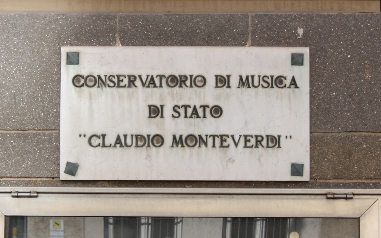Conservatorio Bolzano Monteverdi 2