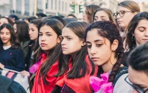 Manifestazione studentesca manifestazione studenti sciopero