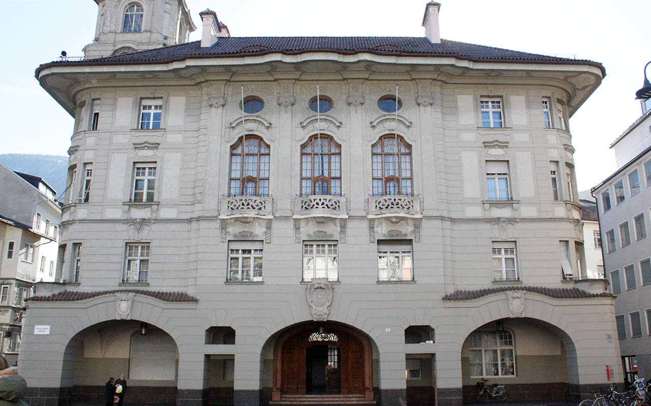 Municipio Bolzano Comune