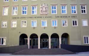 Palazzo Provinciale Bolzano Palazzo Provincia Consiglio