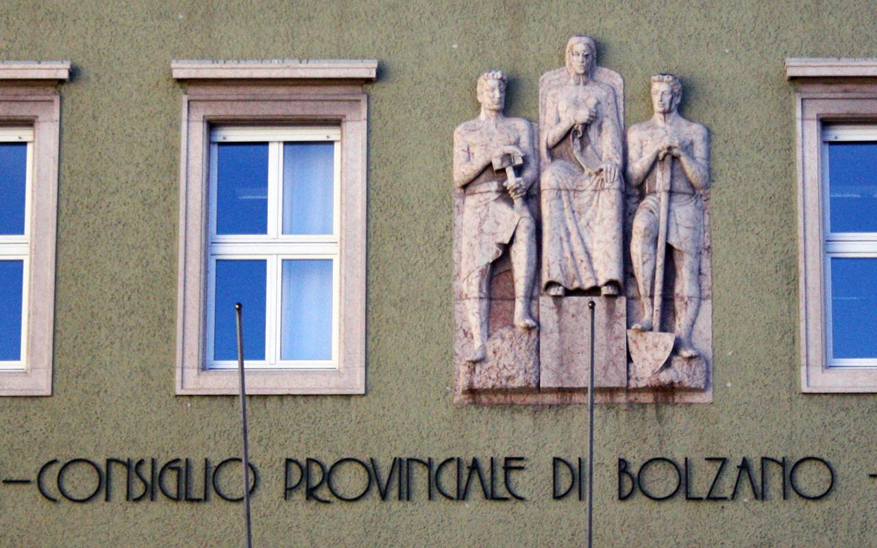 Palazzo Provinciale Bolzano Palazzo Provincia Consiglio 5