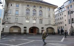 Piazza Municipio Bolzano 3
