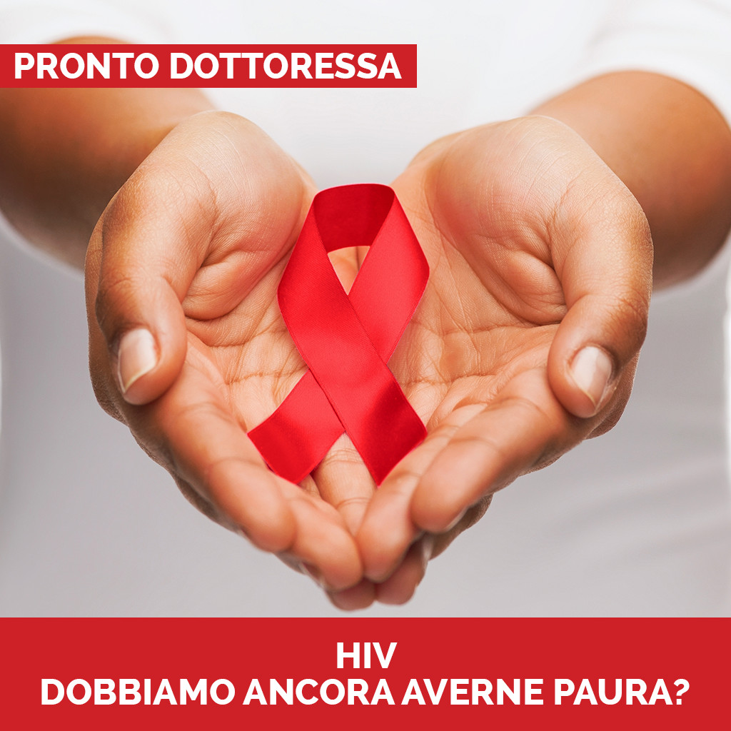 Podcast Pronto Dottoressa HIV