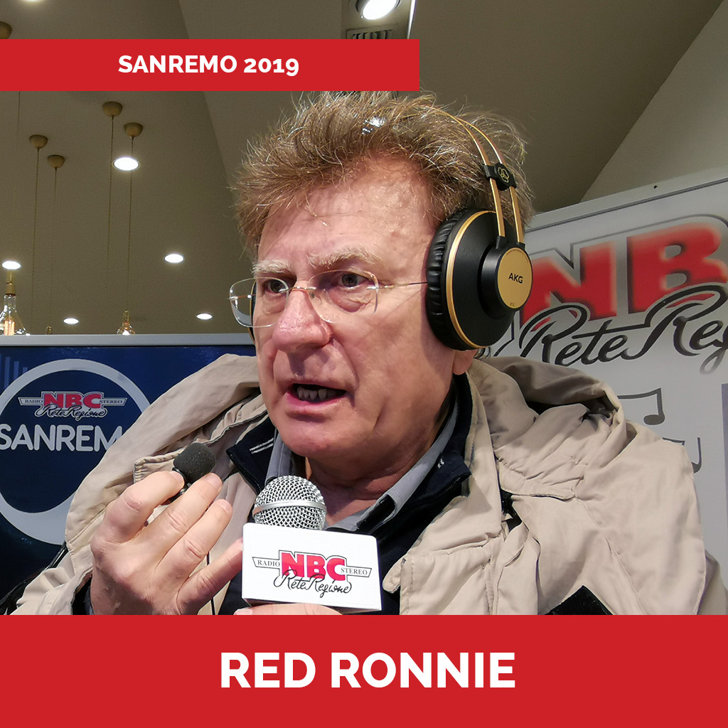Podcast Red Ronnie