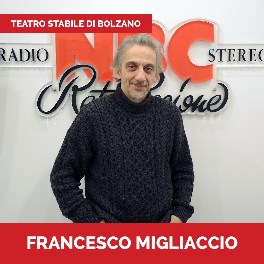 Podcast Sipario Francesco Migliaccio