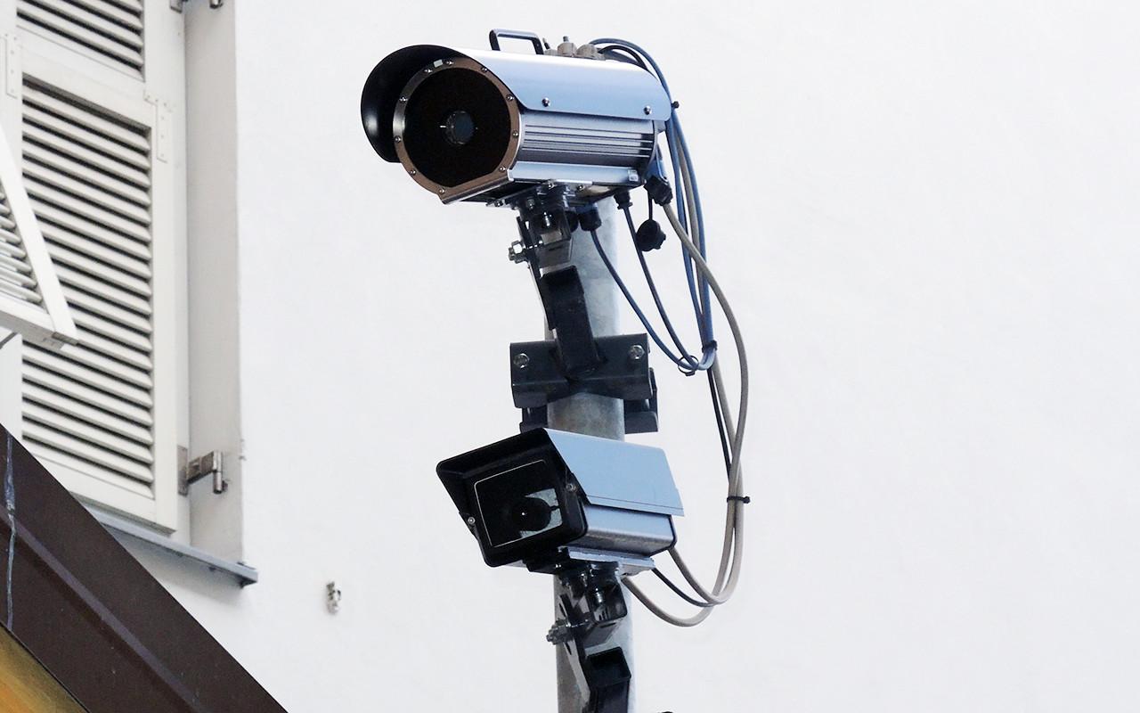 Videosorveglienza telecamere telecamera sorveglianza video 2