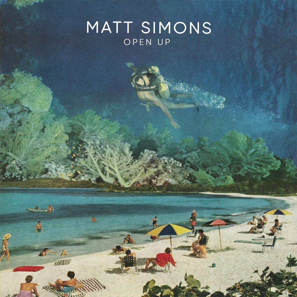 Matt Simons Cover