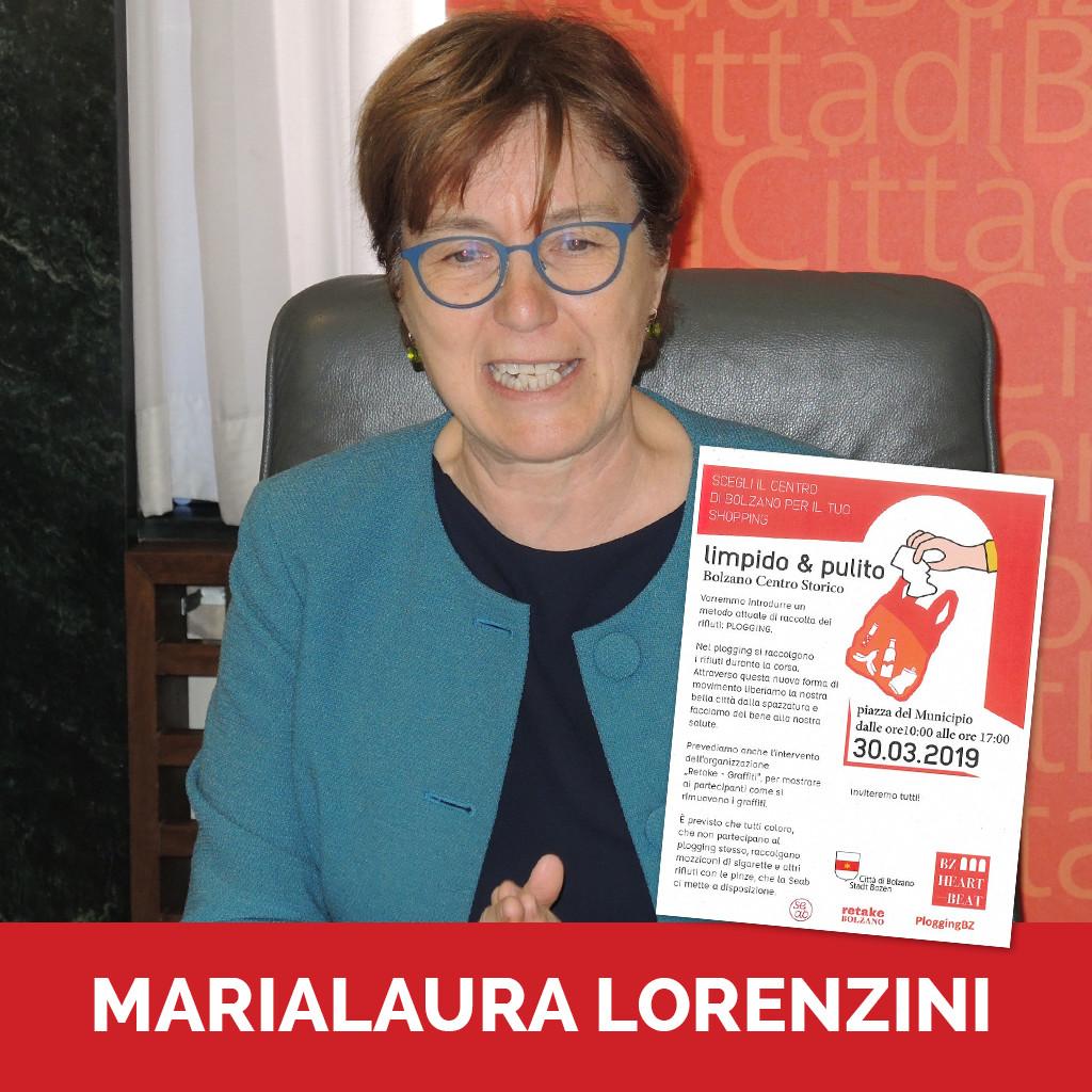 Podcast Marialaura Lorenzini