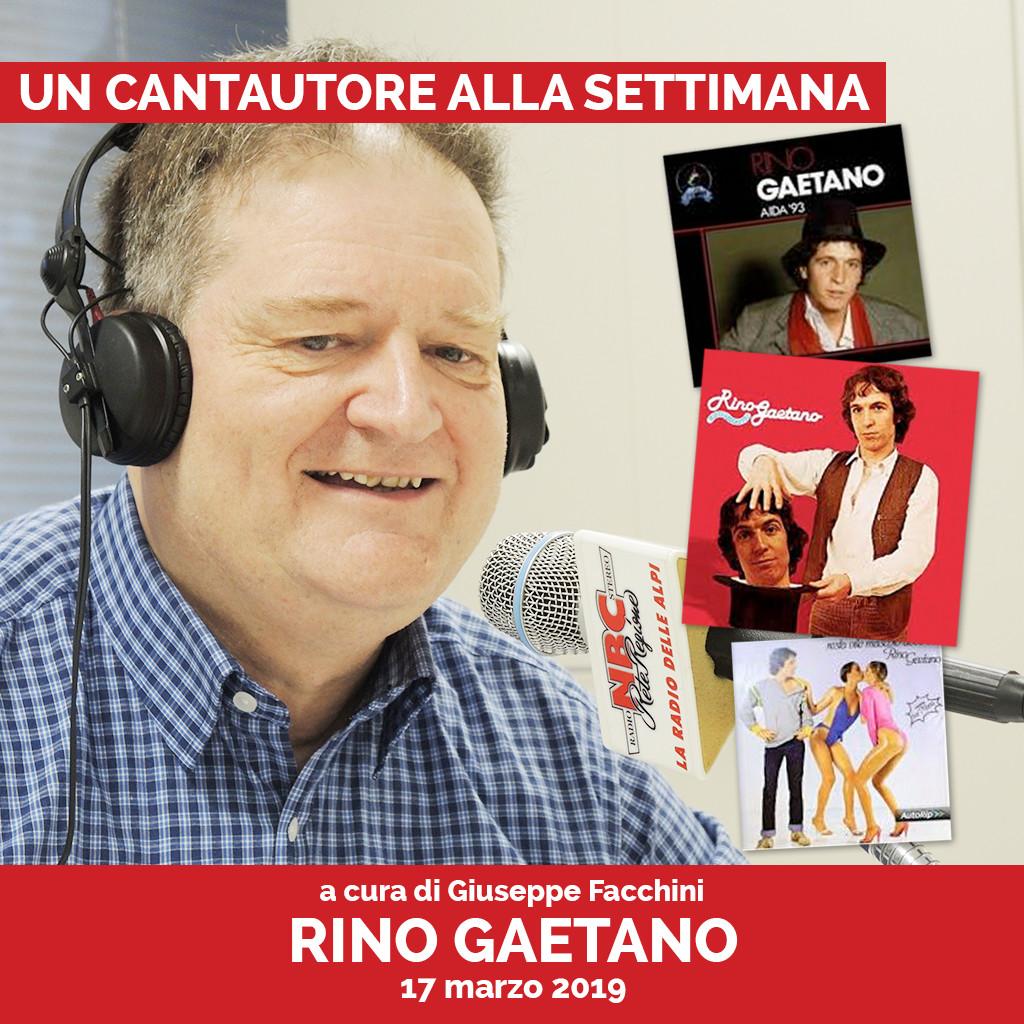 Podcast Rino Gaetano 1