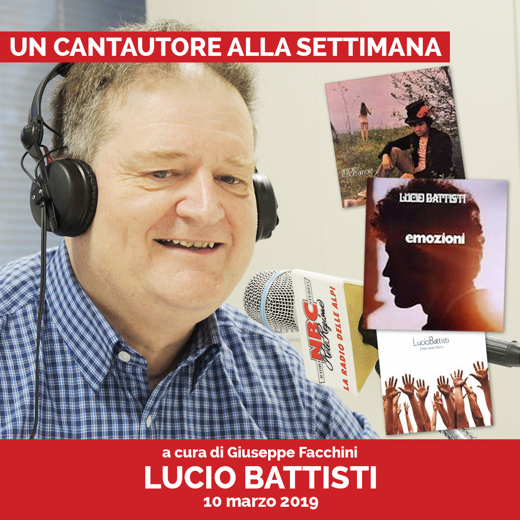 Podcast Un cantautore Battisti