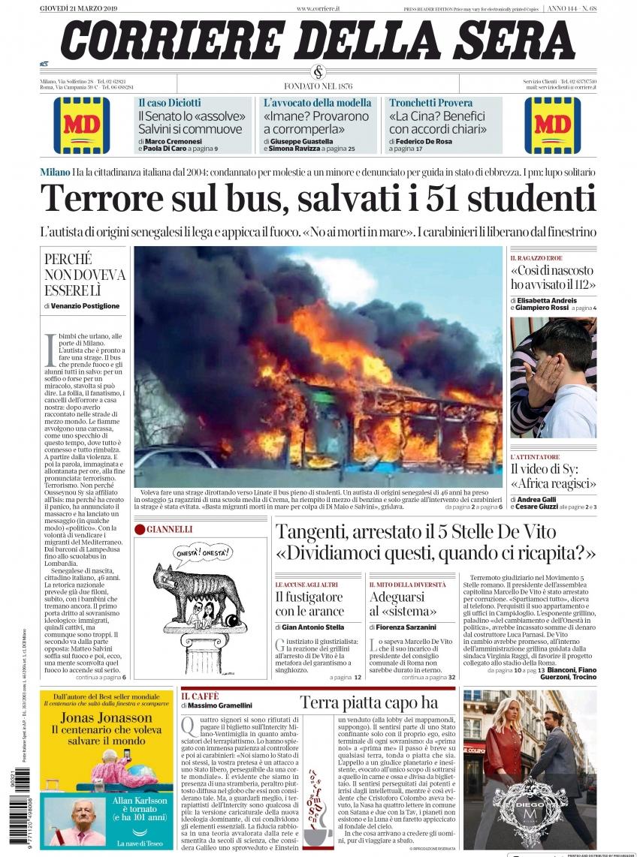 corriere 21.03.2019