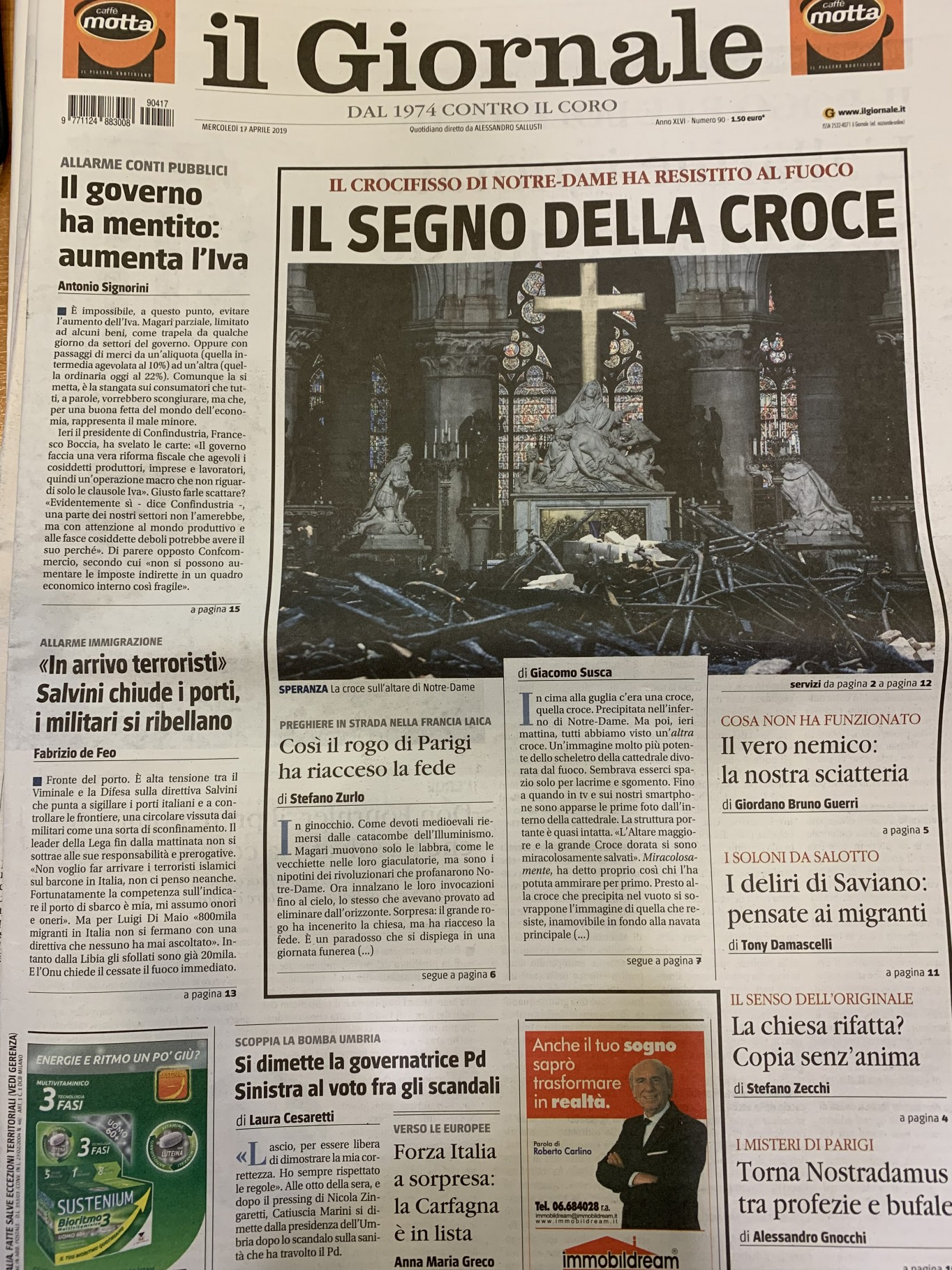 giornale 17.04
