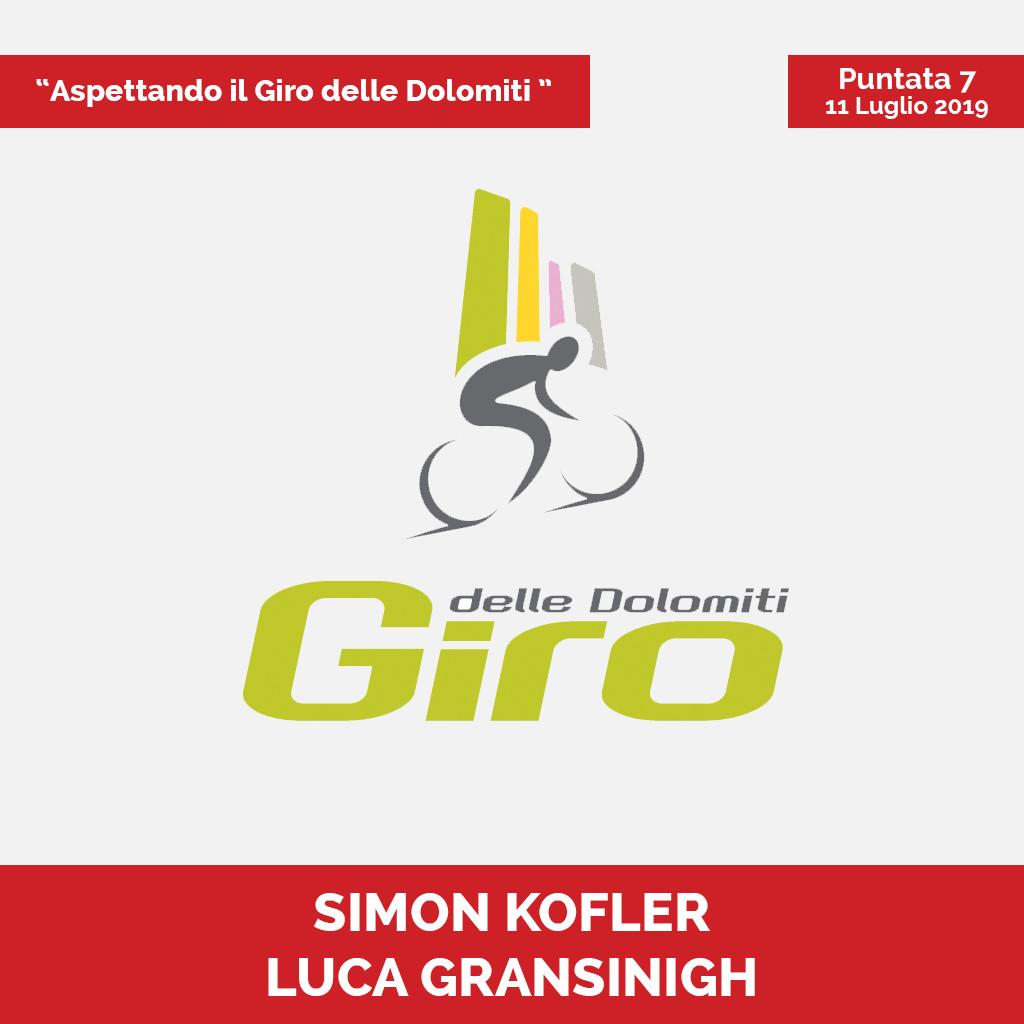 Copertina Giro delle Dolomiti 7