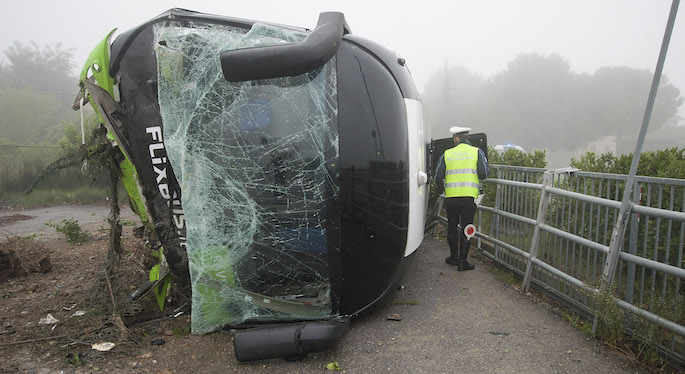 20 -10 -2016--incidente via dismano ravenna