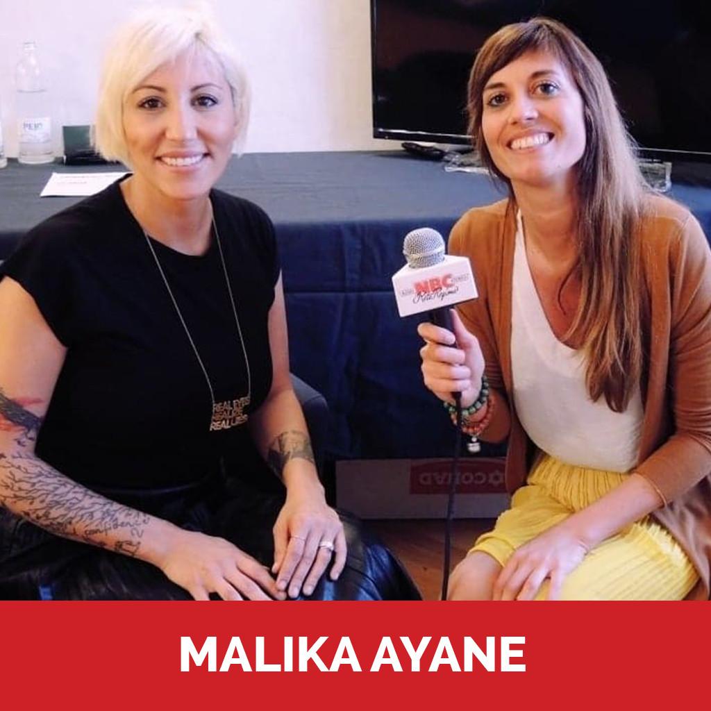 Podcast Malika Ayane