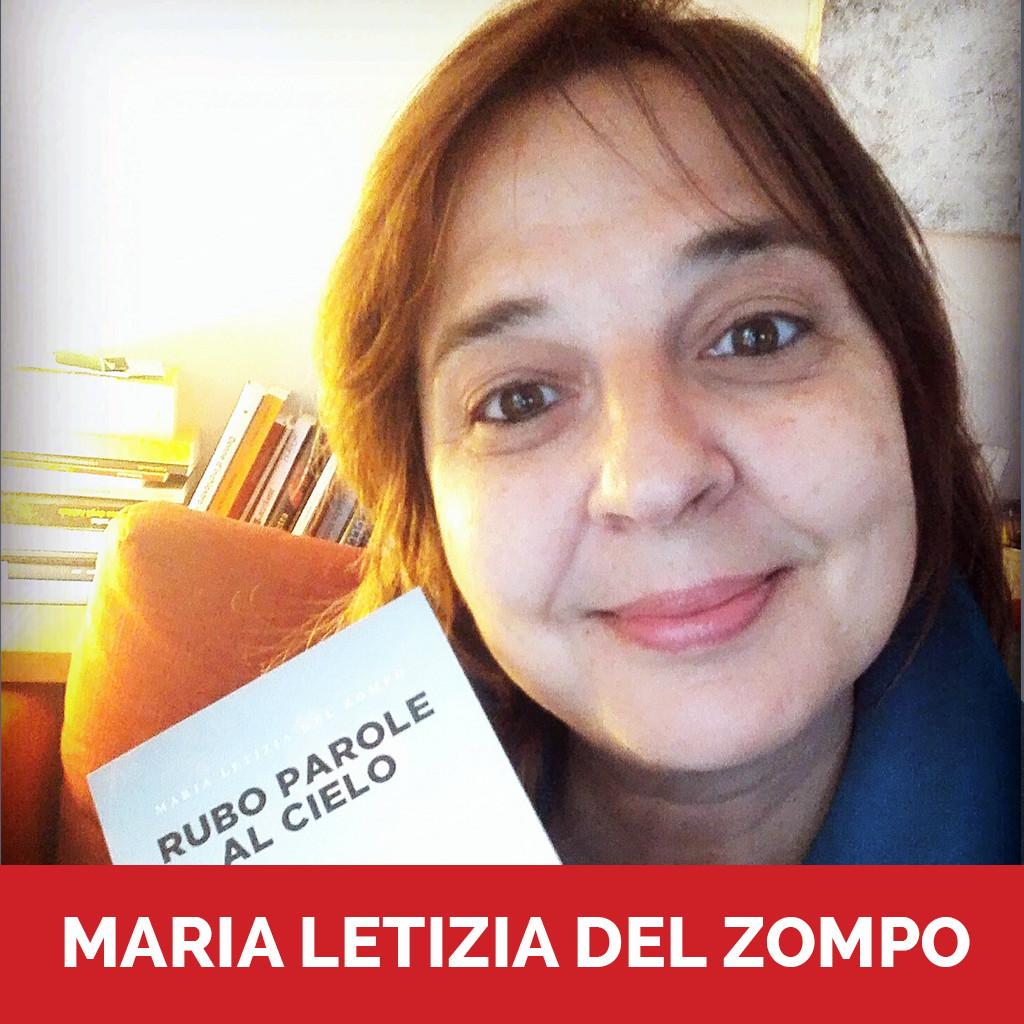Podcast Maria Letizia del Zompo