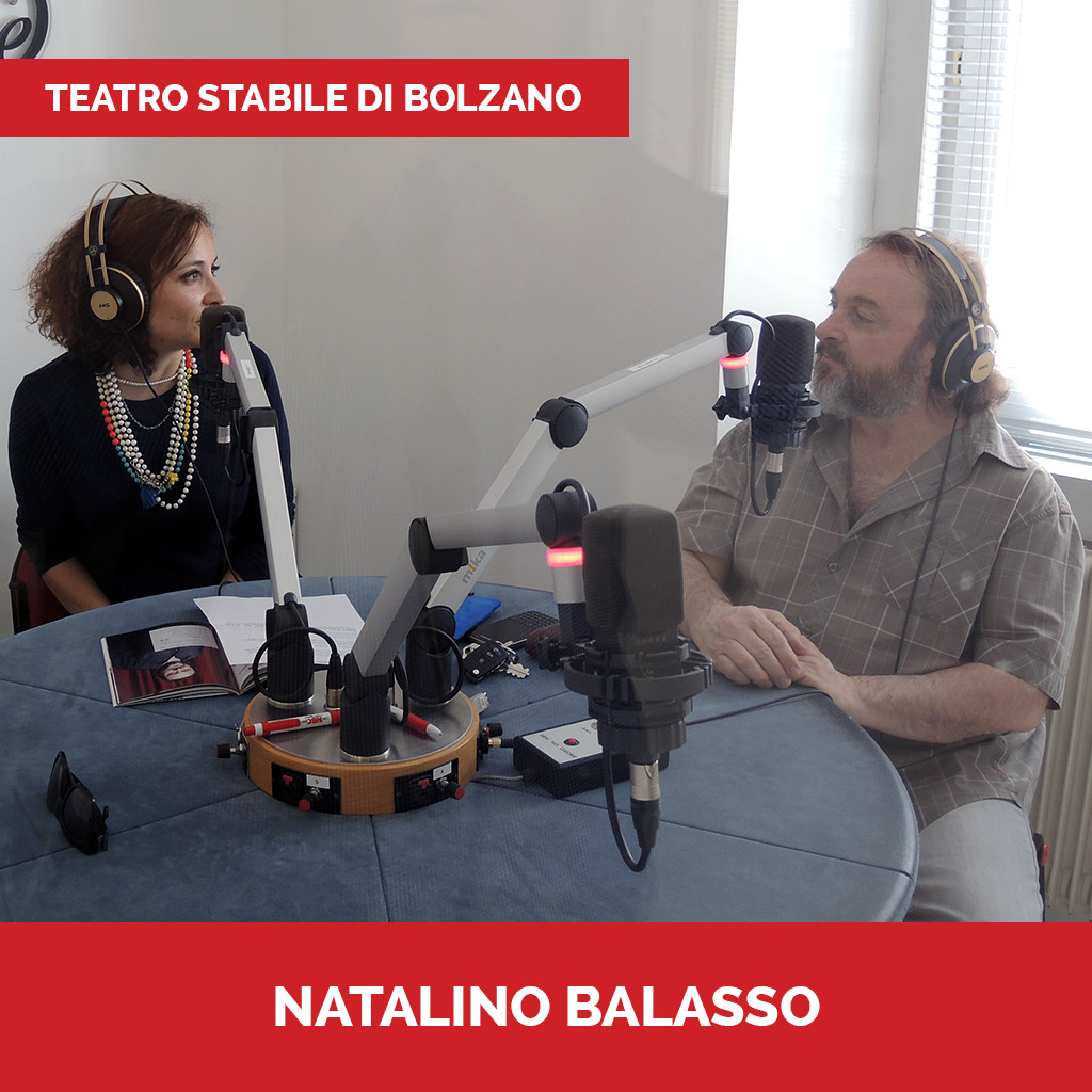 Podcast Sipario Nalino Balasso