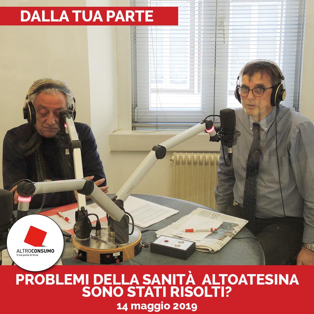 Podcast dalla tua parte sanità