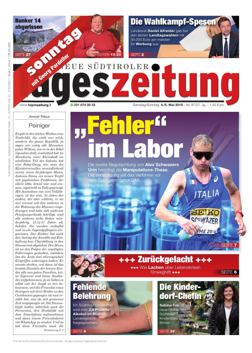 TAGES 04.05