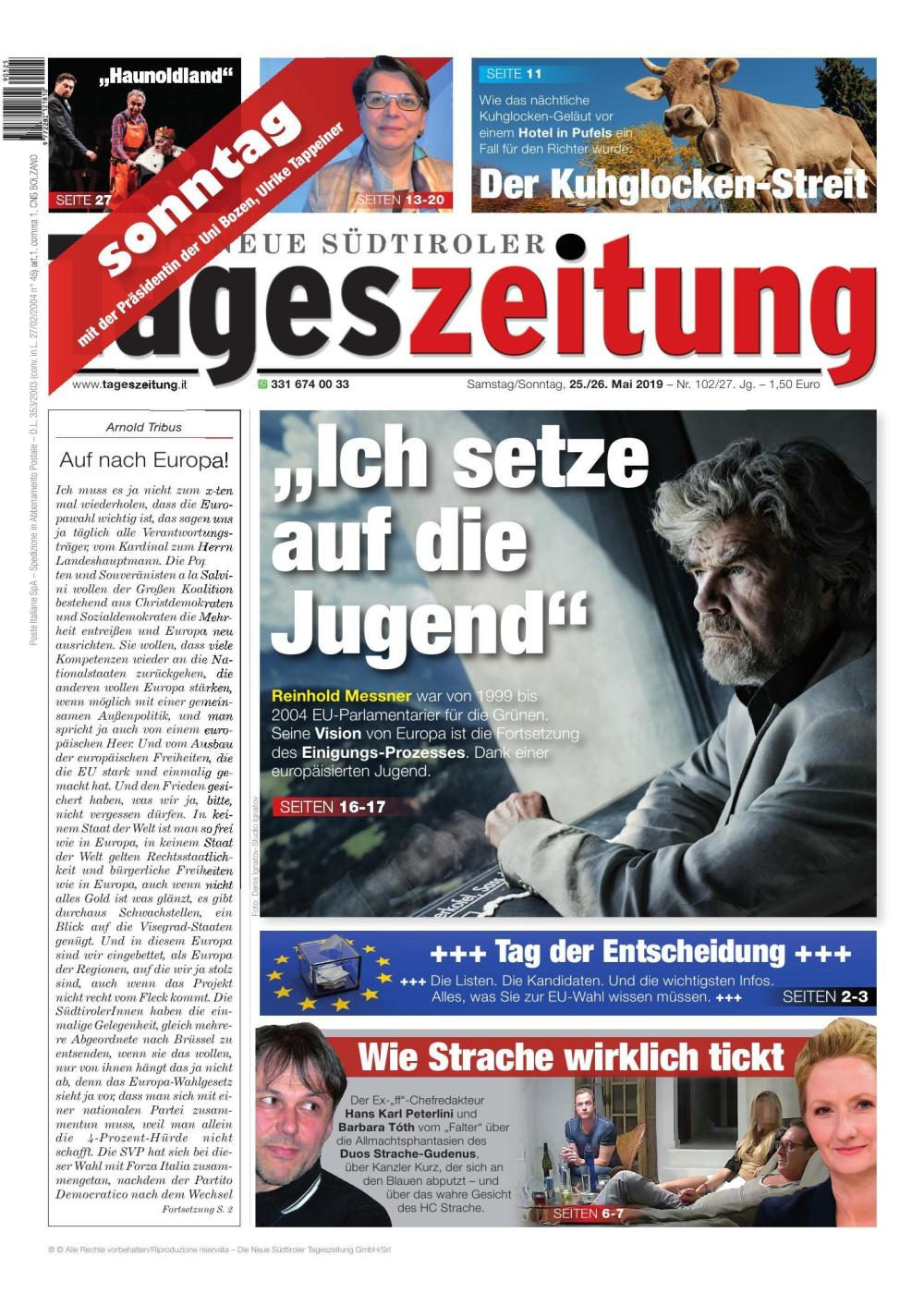 TAGES 25.05