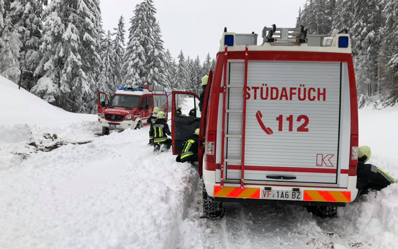 Foto: Vigili del Fuoco Alto Adige