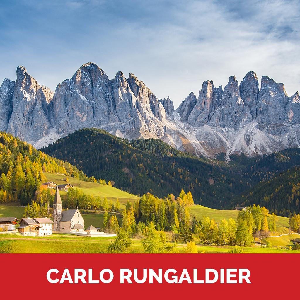 Carlo Rungaldier Podcast