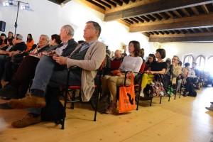 VISIONI - GLOBALIZZAZIONE E DISUGUAGLIANZE  Nella foto: pubblico in sala  Festival dell'Economia Palazzo Geremia Trento, 1 giugno 2019 FOTO: Nicola ECCHER