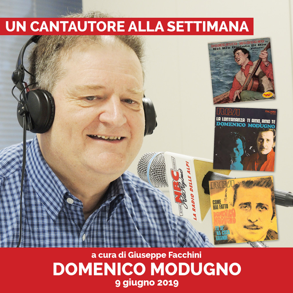 Podcast Domenico Modugno