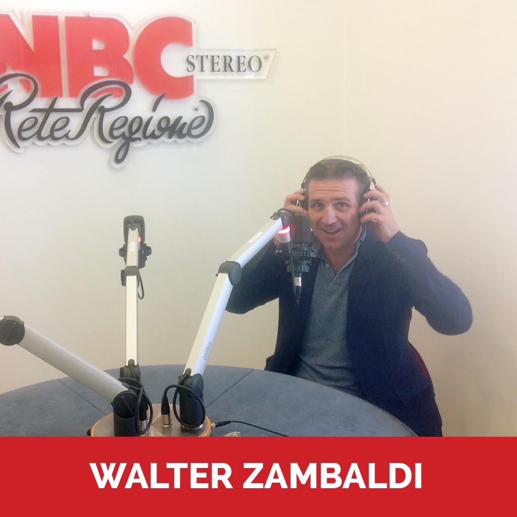 Podcast Walter Zambaldi
