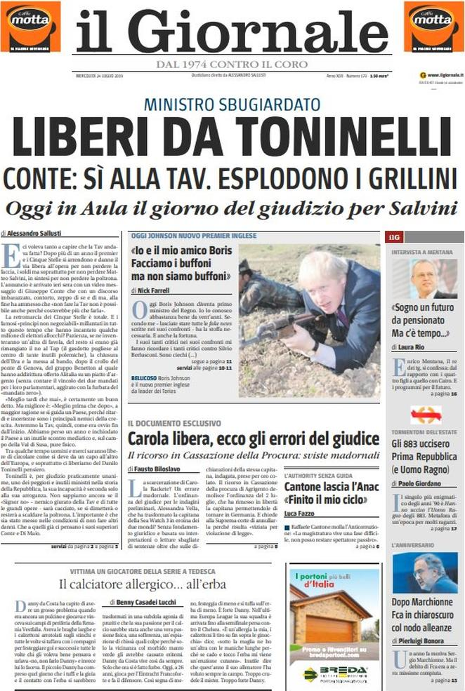 GIORNALE 24.07