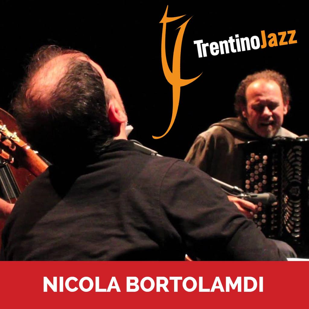 Podcast Nicola Bortolamdi Trentino in jazz
