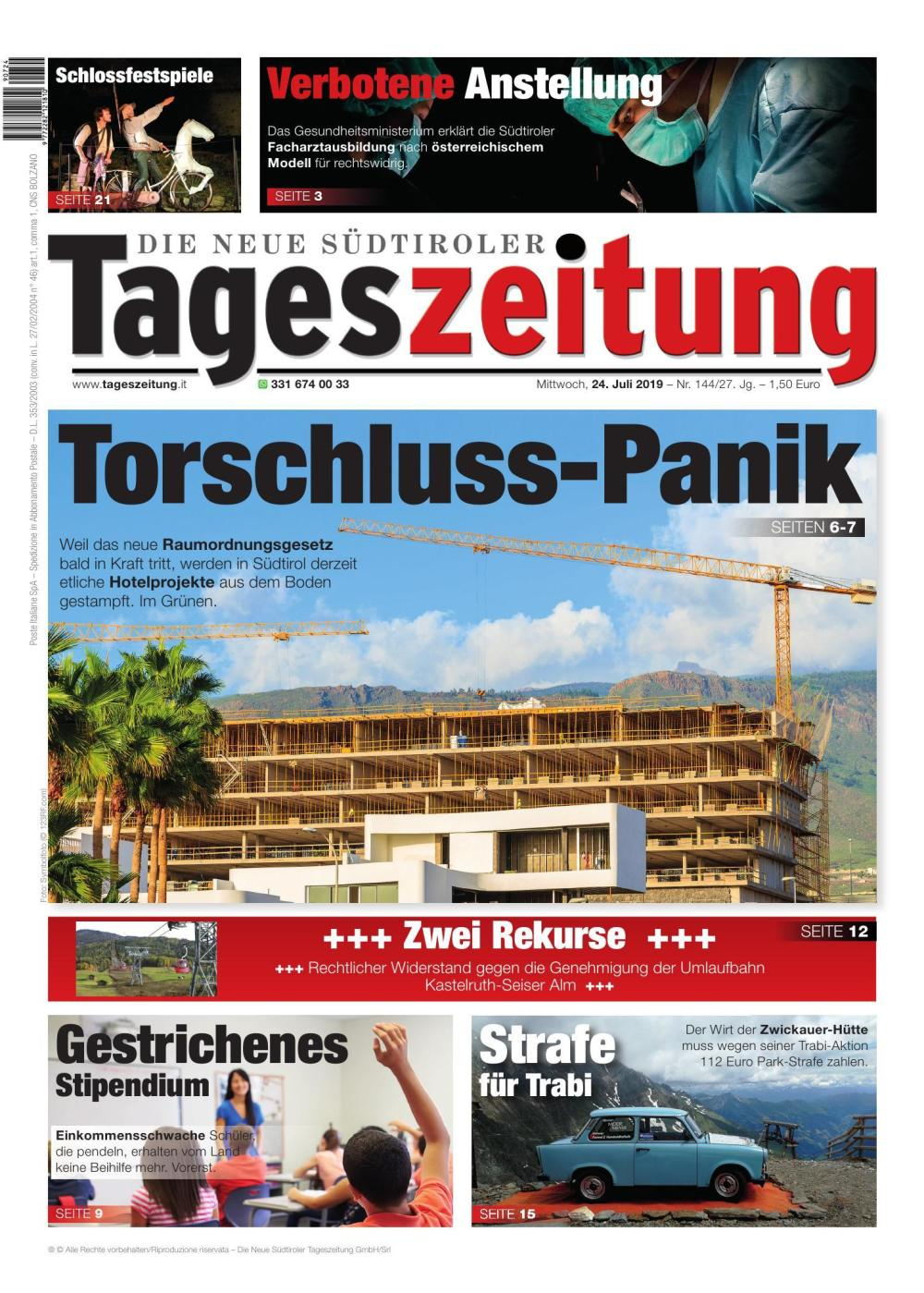 TAGES 24.07