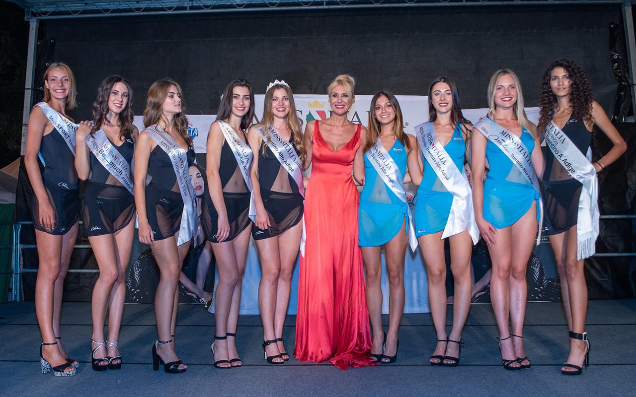 Miss Trentino Alto Adige Finale Bressanone 2019 - 1