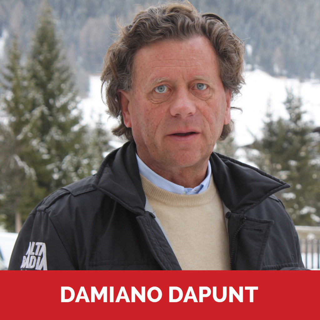 Podcast Damiano Dapunt