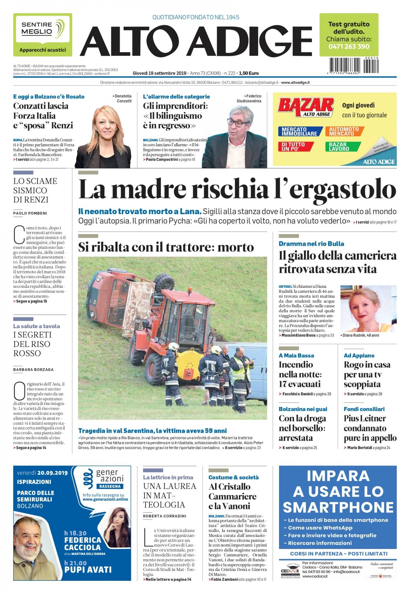 Alto Adige-19.09.2019-01_page-0001