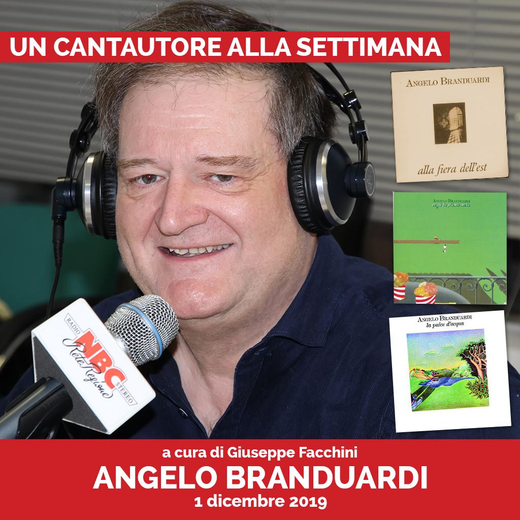 Angelo Branduardi Podcast - Un Cantautore Alla Settimana