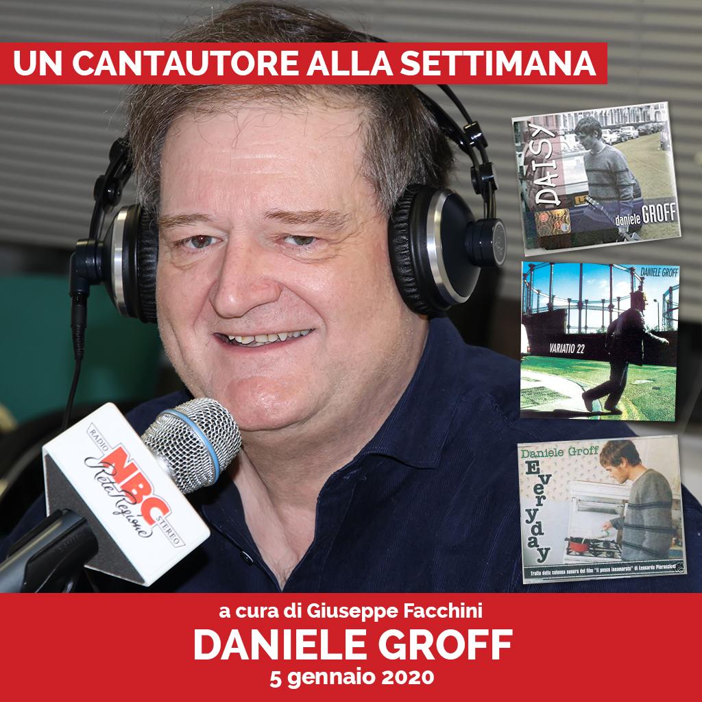 Daniele Groff Podcast - Un Cantautore Alla Settimana