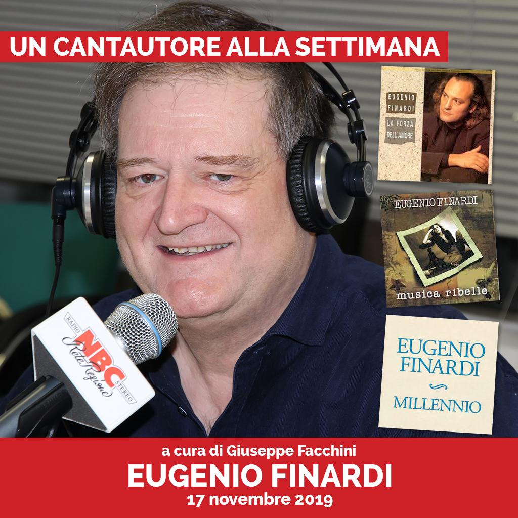 Eugenio Finardi Podcast - Un Cantautore Alla Settimana
