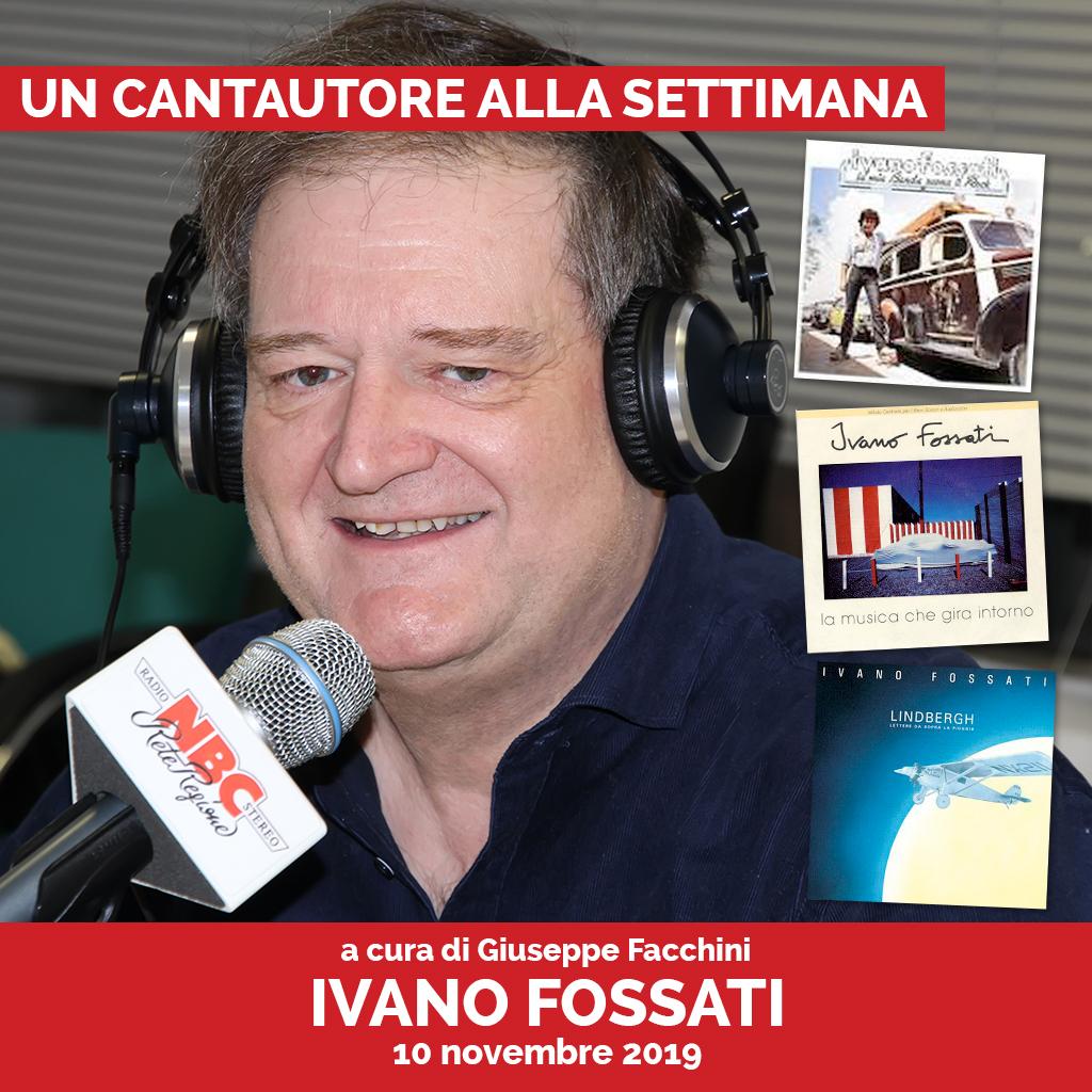 Ivano Fossati Podcast - Un Cantautore Alla Settimana