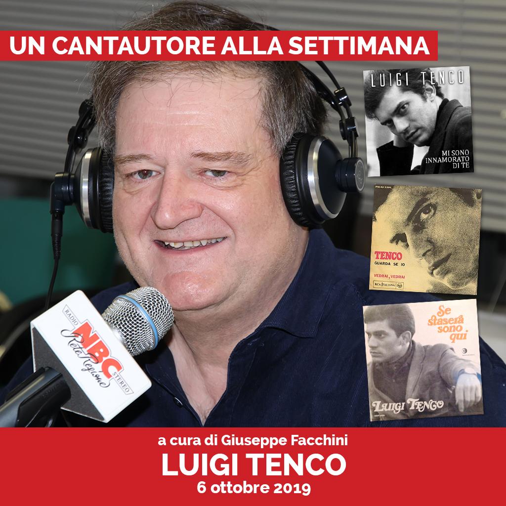 Luigi Tenco Podcast - Un Cantautore Alla Settimana