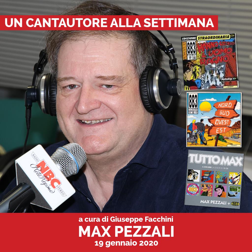 Max Pezzali - Podcast - Un Cantautore Alla Settimana